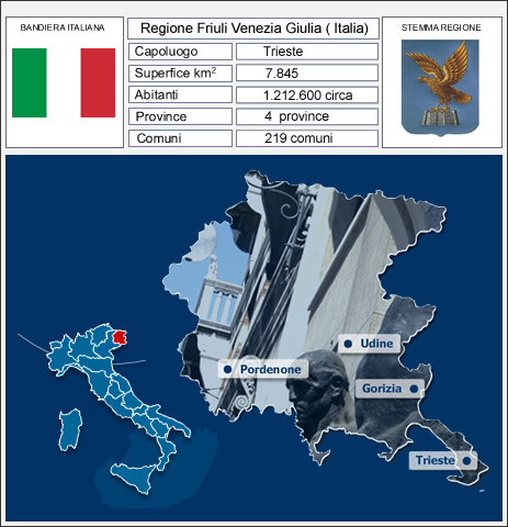 Centro Disintossicazione da Metadone Friuli-Venezia Giulia